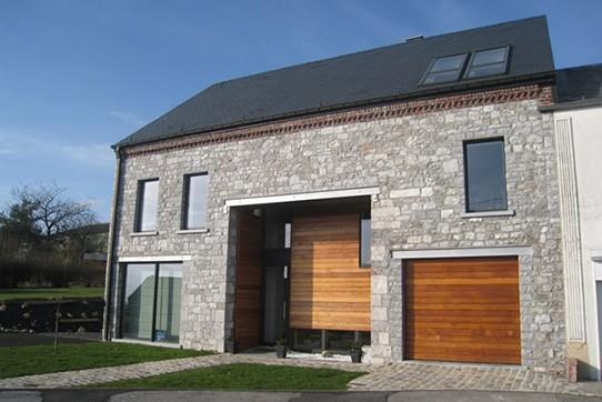 Bureau Architecture Hainaut : Bureau darchitecture van landschoot archi dvl architecte