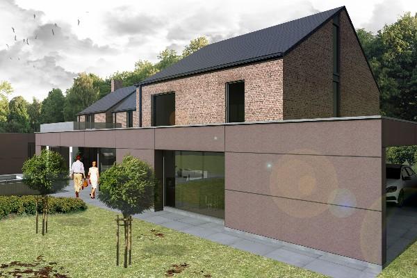 Bureau d 39 architecture van landschoot archi dvl for Architecte jardin namur