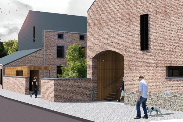 Bureau d architecture van landschoot archi dvl architecte